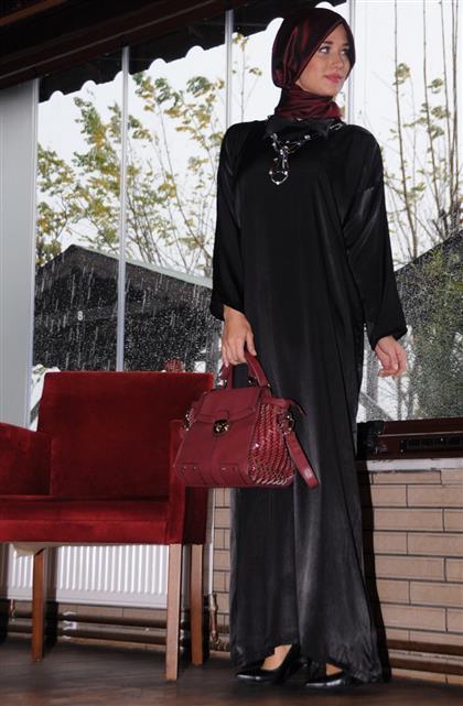 Ara Zeynep Bilyay Dress-Black EL007-01