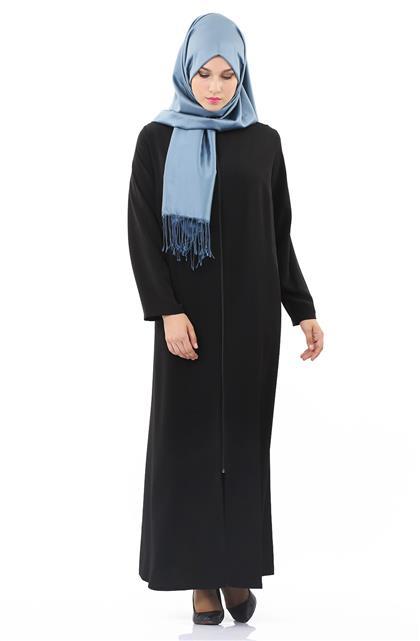 Abaya-Black 1044-01