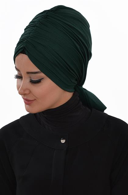 Ayşe TaYellowm Bone-Koyu Green B-0001-14