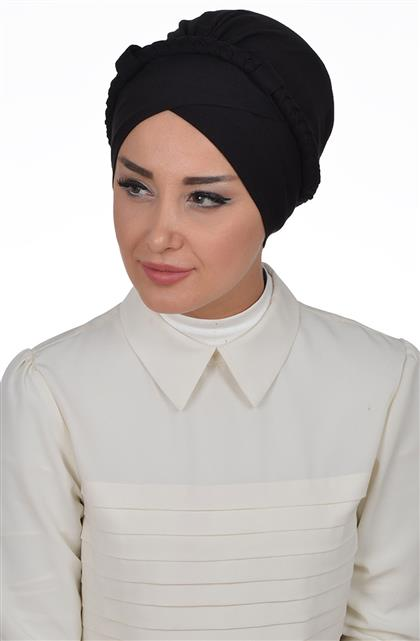 Ayşe TaYellowm Bone-Black B-0012-6