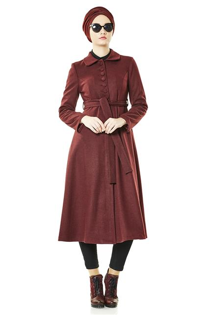 Coat-Claret Red LR3069-67