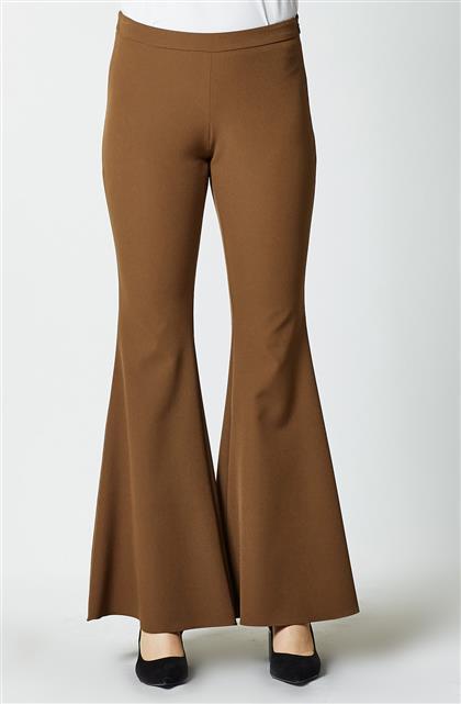 Pants-Olive KA-A7-19063-33