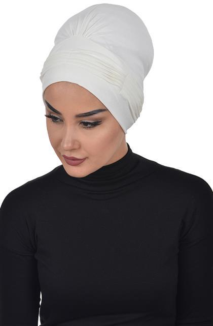 Bonnet-Cream B-0019-8