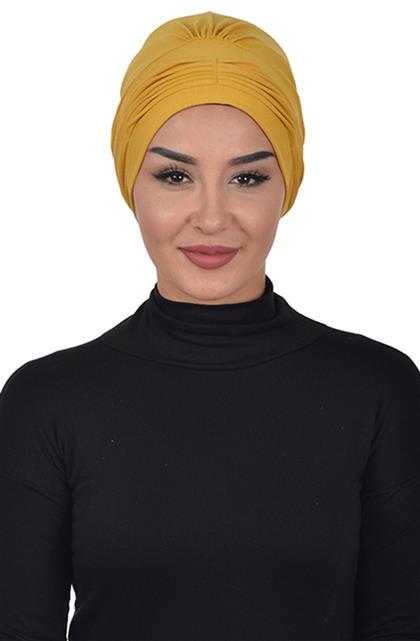 Bonnet-Mustard B-0019-11
