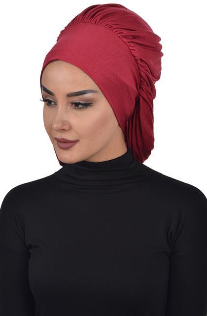Bonnet-Claret Red B-0025-3