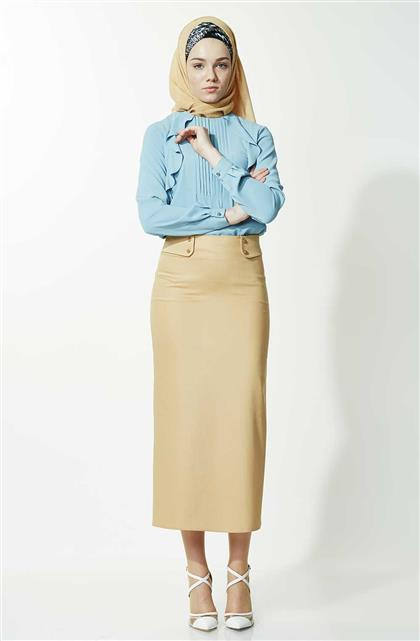 Skirt-Saffron 768-74