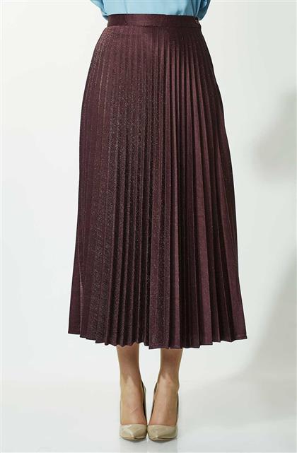 Skirt-Claret Red 774-67