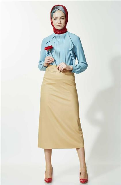 Skirt-Saffron 770-74