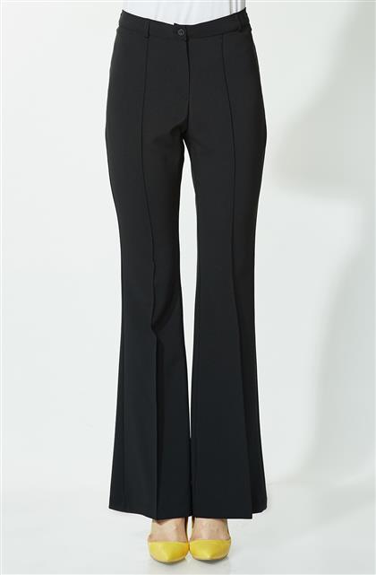 Pantolon-Siyah 1693-01