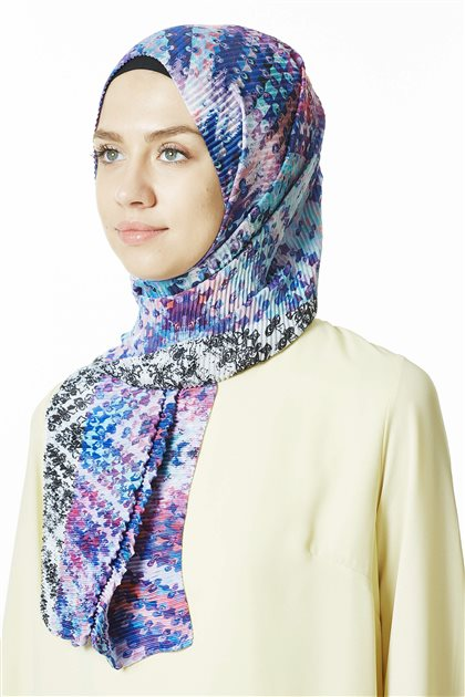 Patterned Shawl-20