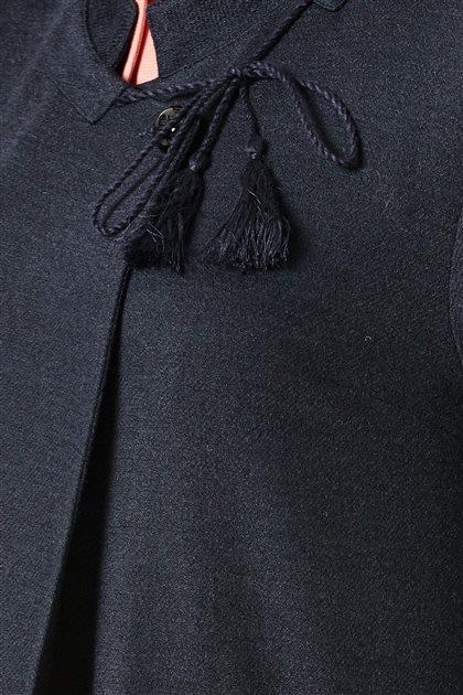 Outwear-Navy Blue A2220-08