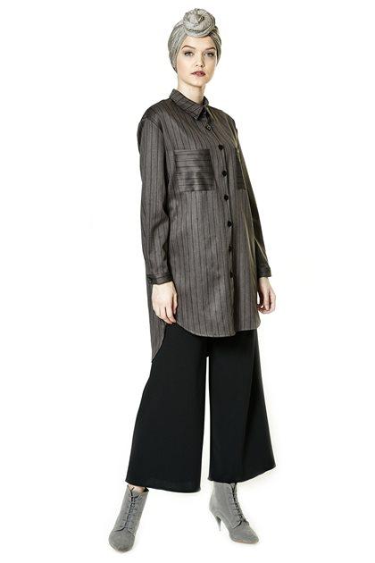 Pants-Black MS884-01