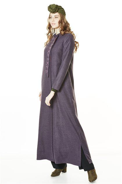 Outerwear-Purple TK-L8136-19