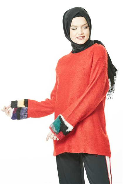 Jumper-Red TRK 50405-34