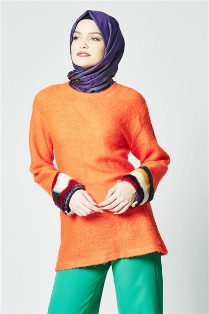 Jumper-Orange TRK 50405-78