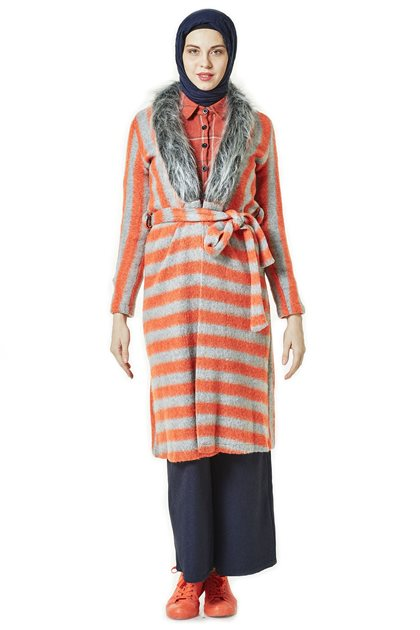 Cardigan-Orange HRK 4627-78