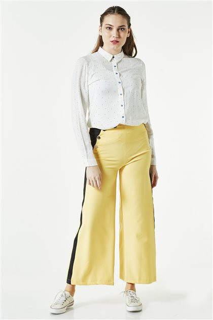 Pants-Yellow PNT 1632-29