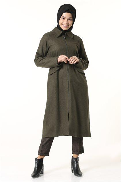 Coat-Khaki 2510-27