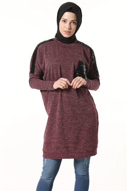 Tunic-Purple 0532-45