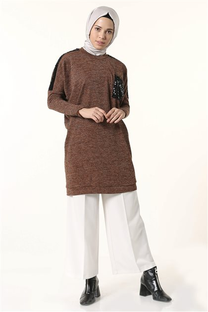 Tunic-Brown 0532-68