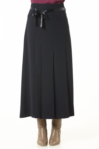 Soral Skirt-Black Portorico705-01