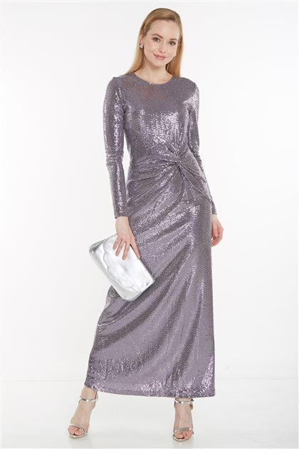 Dress-Lilac 12035-49