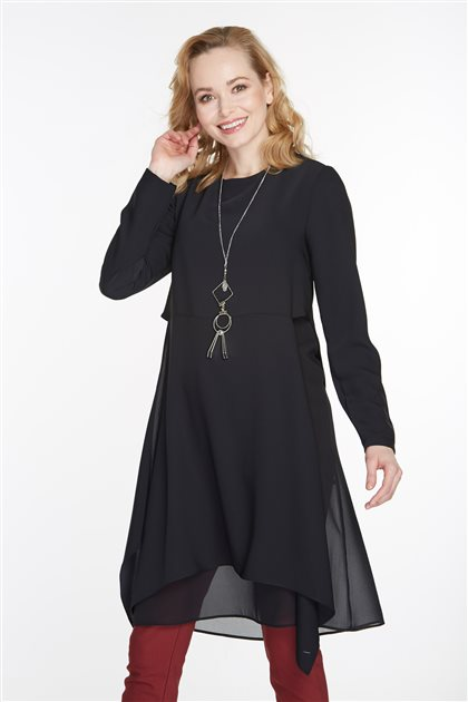 Tunic-Black 10035-01
