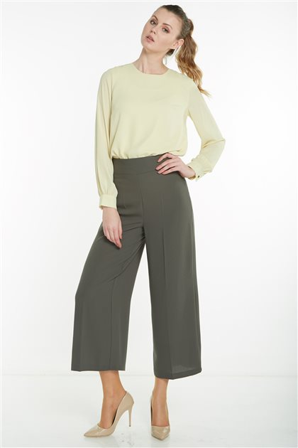 Pants-Khaki MS700-27