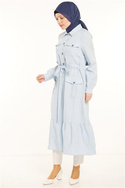 Topcoat-Light Blue TK-M7263-16