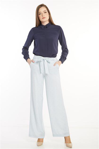 Pants-Light Blue TK-M7406-16