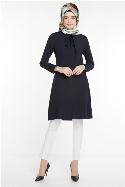 Tunic-Navy Blue 0101-17