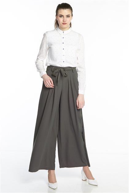 Pants-Khaki MS121-21