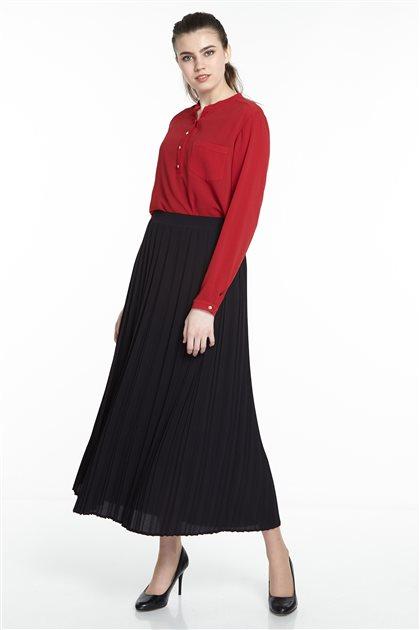 Skirt-Black MS131-12