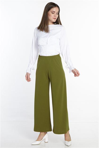 Pants-Water Green 2347-69