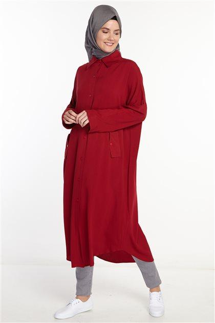 Tunic-Claret Red 2492-67
