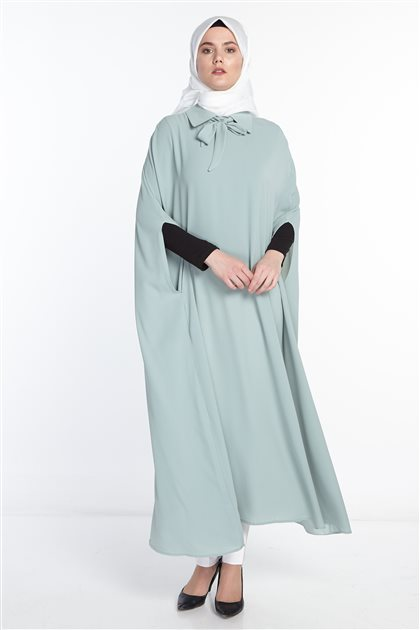 Poncho-Medium Sea Green 2567-102