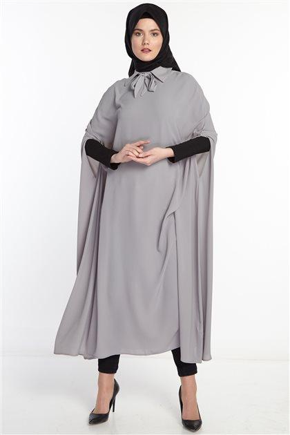 Poncho-Gray 2567-04
