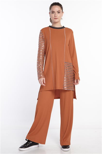 Double Sweat Suits-Tile N-104-58