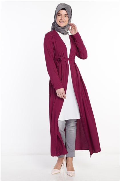 Abaya-Cherry 0203-61