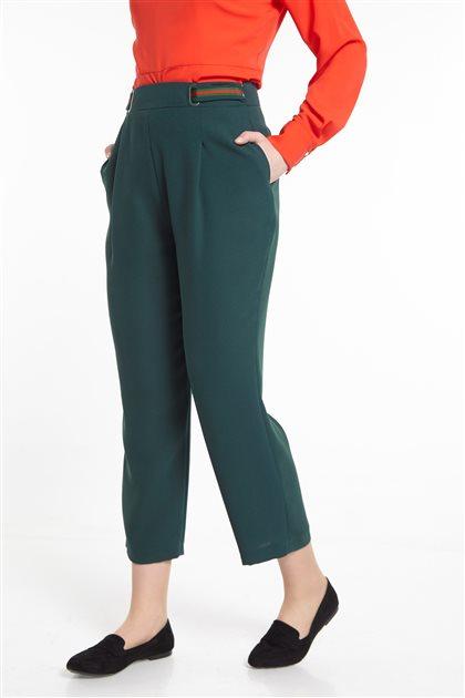 Pants-Green KA-A8-19051-25