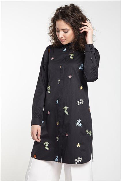 Gömlek-Siyah 19Y-MM11.0126-01