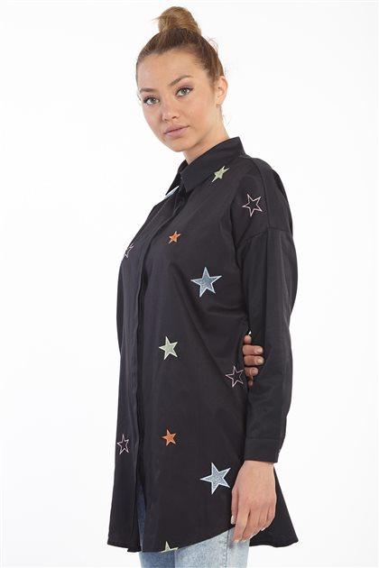 Gömlek-Siyah 19Y-MM11.0127-01