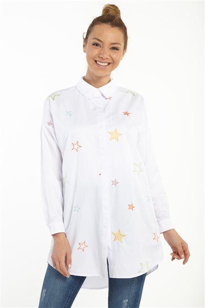 Gömlek-Beyaz 19Y-MM11.0127-02