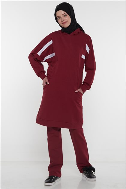 Tracksuit-Claret Red MG1005-67