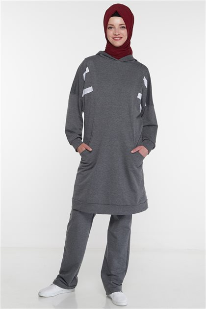 Tracksuit-Anthracite MG1005-50