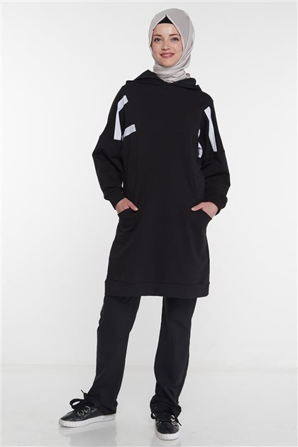 Tracksuit-Black MG1005-01