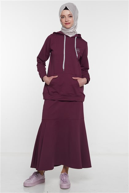Tracksuit-Plum MG1010-51