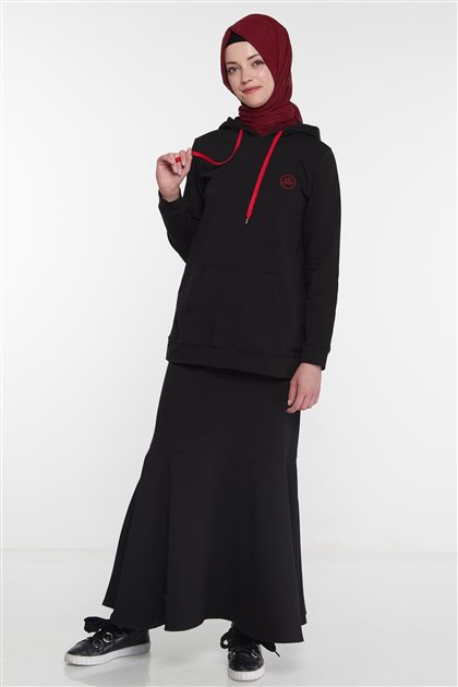 Tracksuit-Black MG1010-01