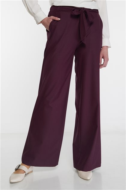 Pants-Plum TK-U7618-10