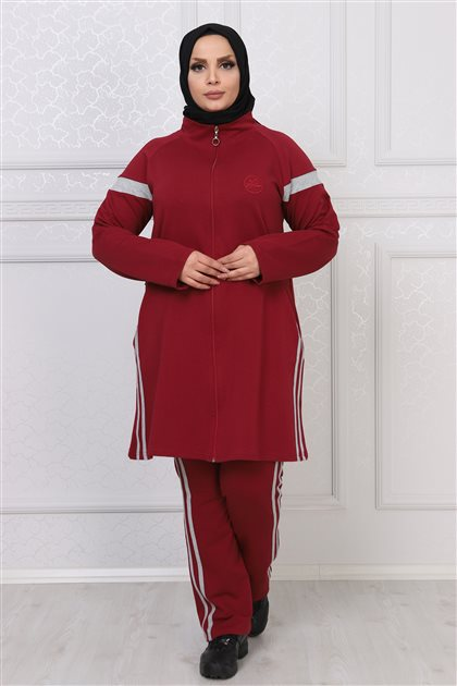 Tracksuit-Claret Red MG1012-67